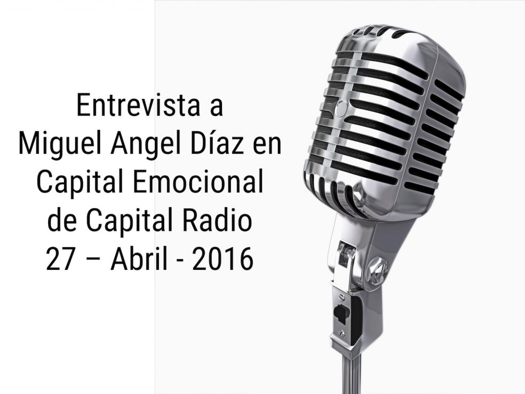 Capital Emocional - Miguel Angel Diaz