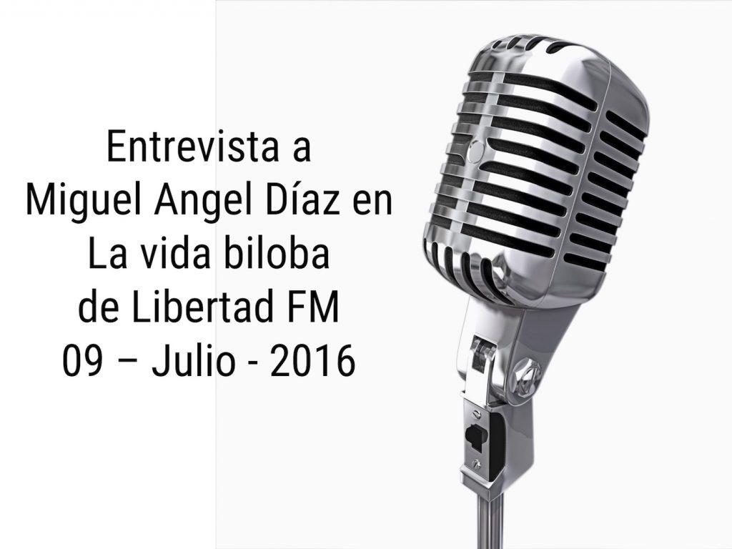 La vida Biloba - Miguel Angel Diaz
