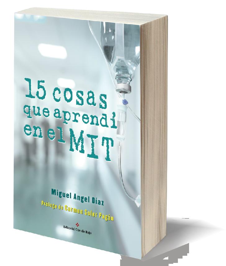 libro 15 cosas que aprendí en el mit