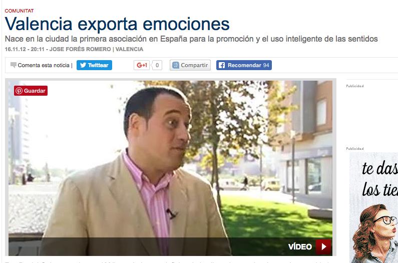 Valencia exporta emociones